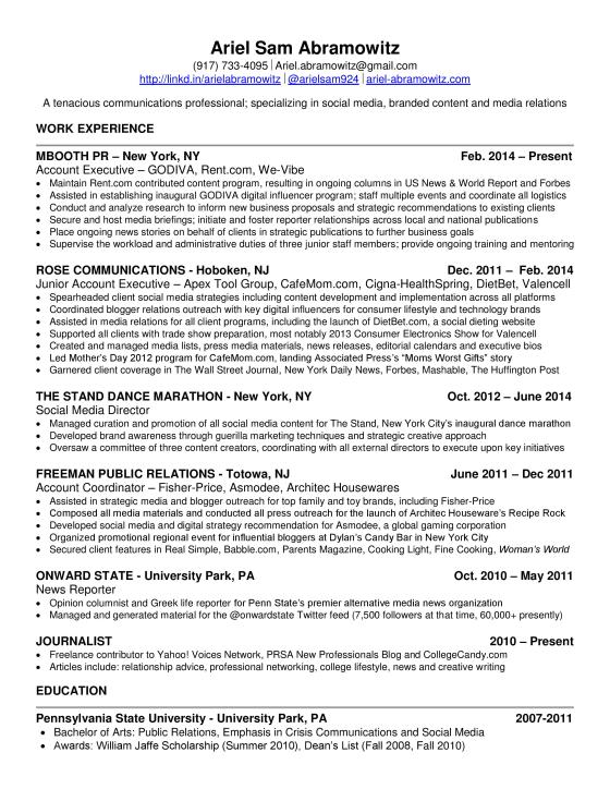 Abramowitz_CommunicationsResume_August2014-page-001